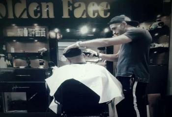 آرایشگاه گلدن فیس