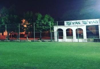 مدرسه فوتبال دختران و پسران پاس