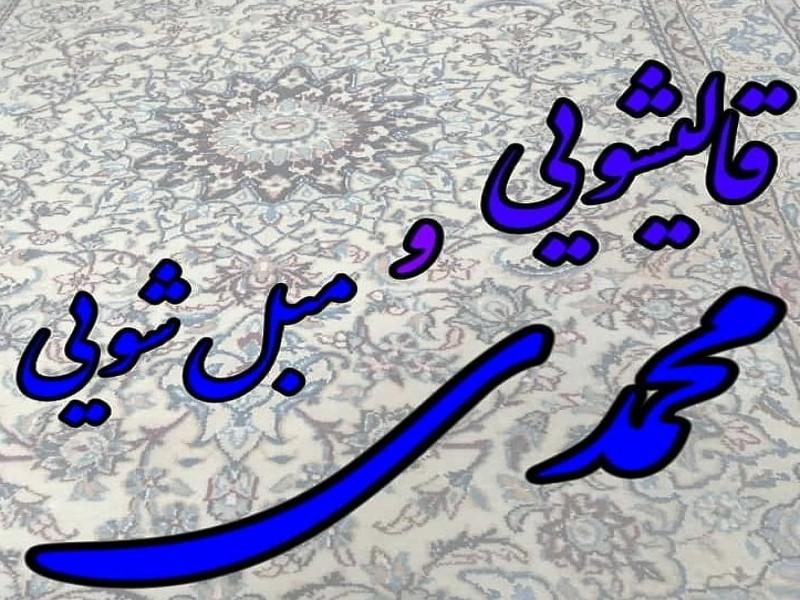 قالیشویی و مبل شویی محمدی